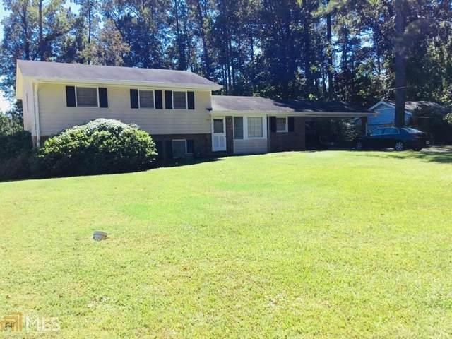 1337 W Nancy Creek Dr, Brookhaven, GA 30319 (MLS #8876557) :: Rettro Group
