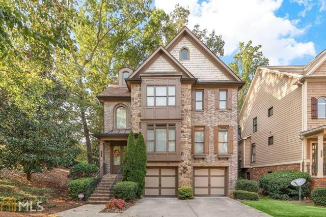 7987 Magnolia Sq, Sandy Springs, GA 30350 (MLS #8876561) :: Keller Williams Realty Atlanta Classic
