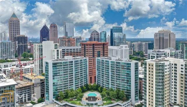 950 West Peachtree St #1307, Atlanta, GA 30309 (MLS #8876589) :: Keller Williams Realty Atlanta Classic