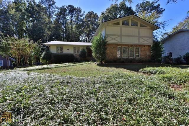 3505 Dunwoody Club Drive, Atlanta, GA 30350 (MLS #8876613) :: Rettro Group