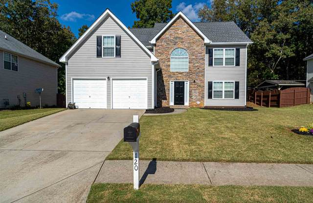 120 NE Spring Lake Terrace, Covington, GA 30016 (MLS #8876684) :: Keller Williams Realty Atlanta Classic