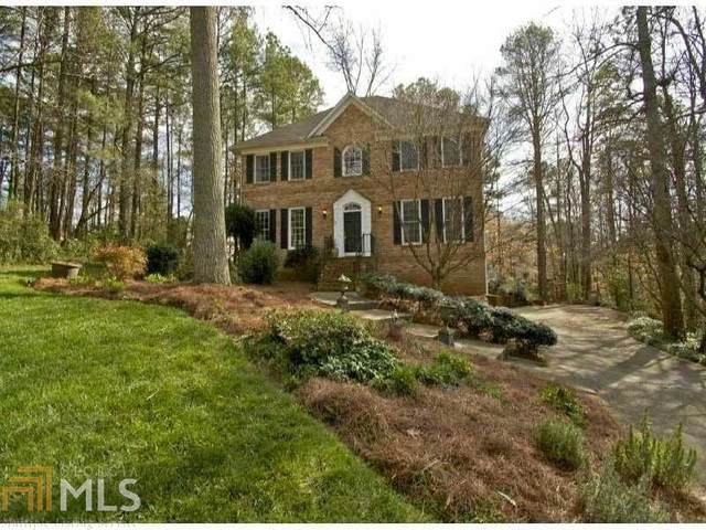 2899 Steeplechase Ct, Marietta, GA 30064 (MLS #8876704) :: Tim Stout and Associates