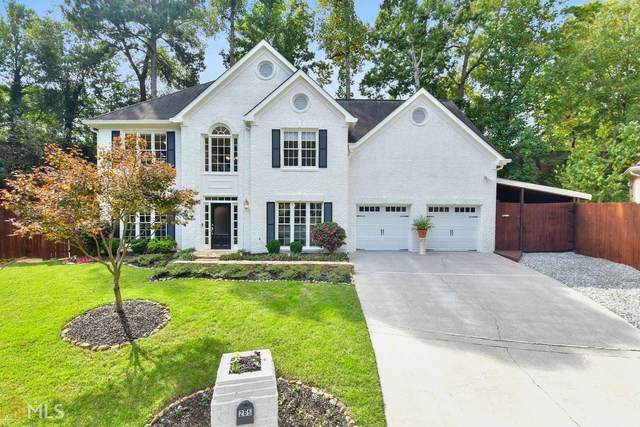 265 Marchand Ct, Sandy Springs, GA 30328 (MLS #8876729) :: Team Reign