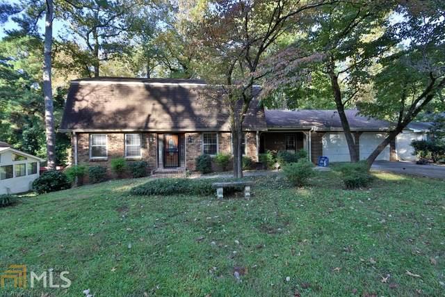 1276 Cedar Keys Ct, Stone Mountain, GA 30083 (MLS #8876774) :: Keller Williams Realty Atlanta Classic