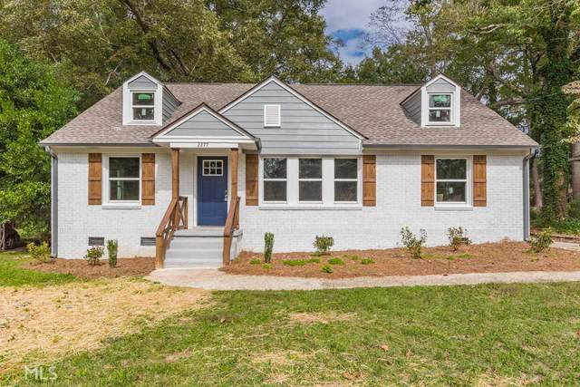 2277 Headland Dr, East Point, GA 30344 (MLS #8876831) :: Crown Realty Group