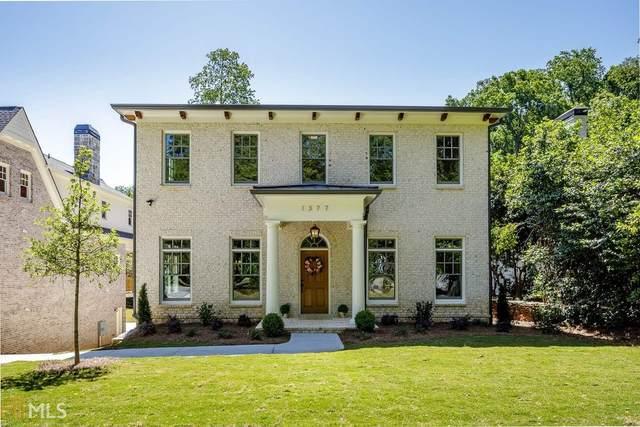 1377 Briarcliff Rd, Atlanta, GA 30306 (MLS #8876910) :: Keller Williams Realty Atlanta Partners