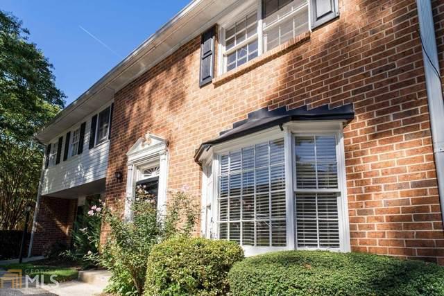 6520 Roswell Rd #34, Atlanta, GA 30328 (MLS #8876953) :: Keller Williams Realty Atlanta Partners