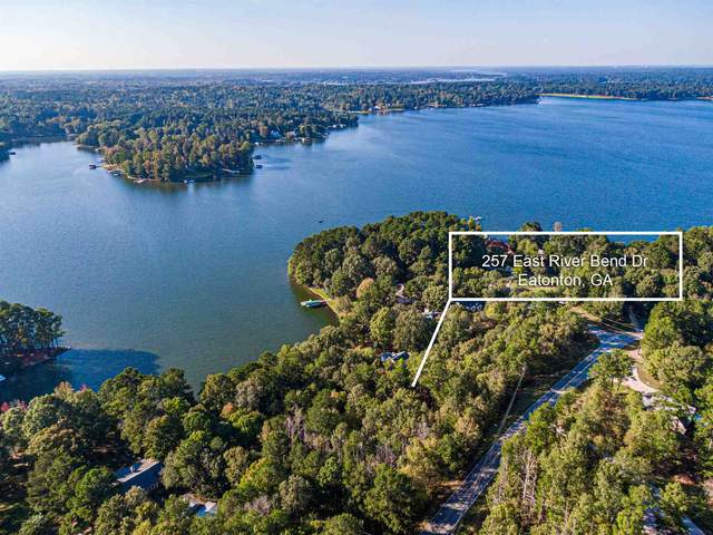 257 E River Bend Dr, Eatonton, GA 31024 (MLS #8877059) :: Buffington Real Estate Group