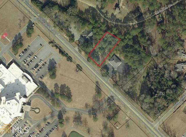 0 Industrial Blvd, Dublin, GA 31021 (MLS #8877068) :: Athens Georgia Homes