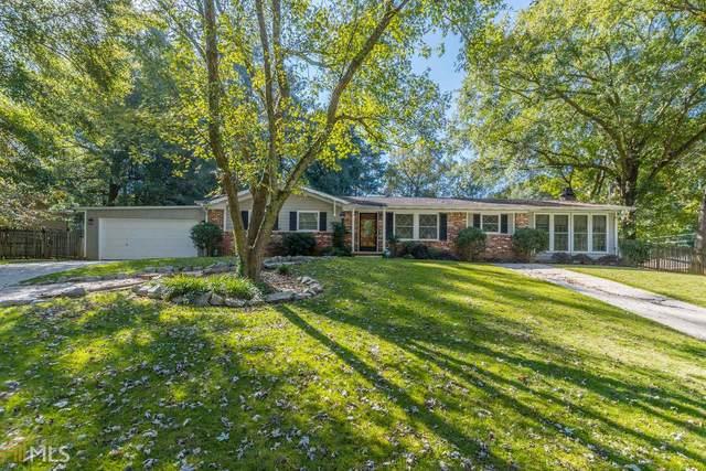 824 Cinderella Way, Decatur, GA 30033 (MLS #8877112) :: Team Cozart
