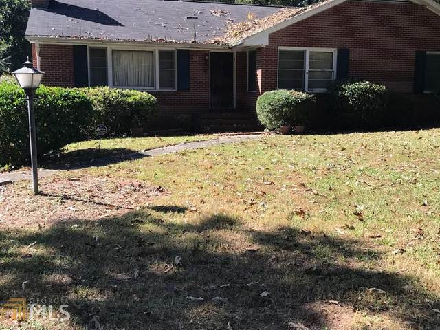 1523 Collier Dr, Smyrna, GA 30080 (MLS #8877192) :: Military Realty