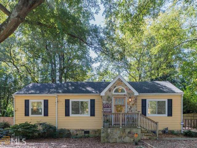 2651 Midway Rd, Decatur, GA 30030 (MLS #8877201) :: Crown Realty Group