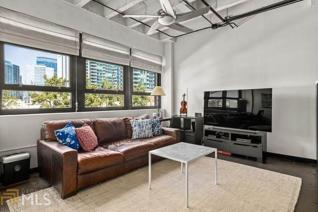 878 Peachtree Street Ne #418, Atlanta, GA 30309 (MLS #8877217) :: Team Cozart