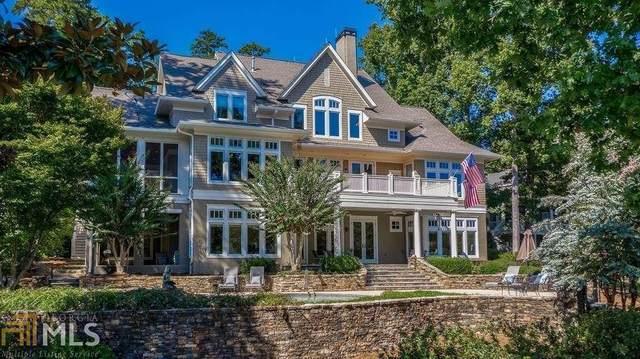 1140 Plantation Point Dr, Greensboro, GA 30642 (MLS #8877258) :: Keller Williams Realty Atlanta Partners