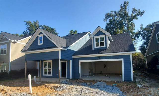 165 Rabbits Run #7, Fayetteville, GA 30214 (MLS #8877379) :: Michelle Humes Group
