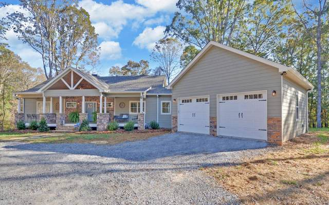 1559 Johnson Mill, Ellijay, GA 30536 (MLS #8877547) :: Rettro Group
