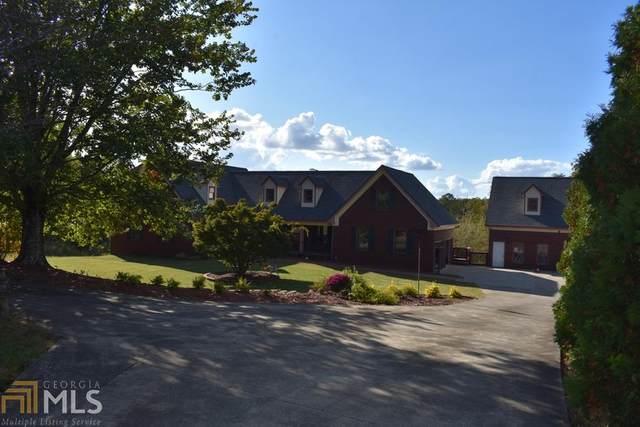 98 Clark Dr, Jasper, GA 30143 (MLS #8877627) :: Buffington Real Estate Group