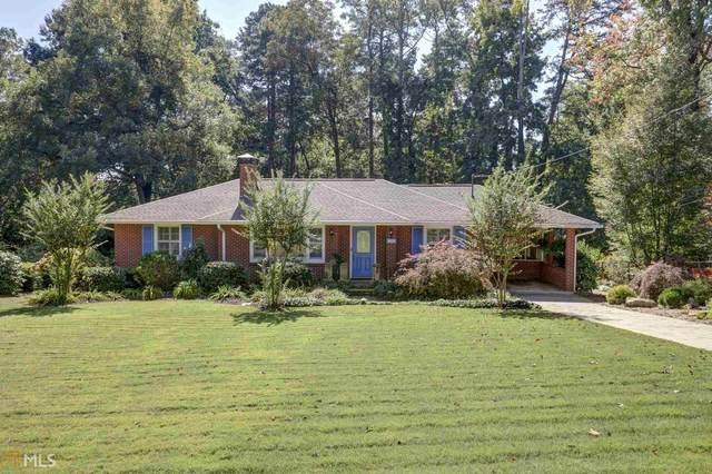 1480 Memory Ln, Smyrna, GA 30080 (MLS #8877677) :: Maximum One Greater Atlanta Realtors