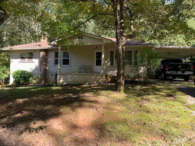 101 3Rd Ave, Buchanan, GA 30113 (MLS #8877713) :: Rettro Group