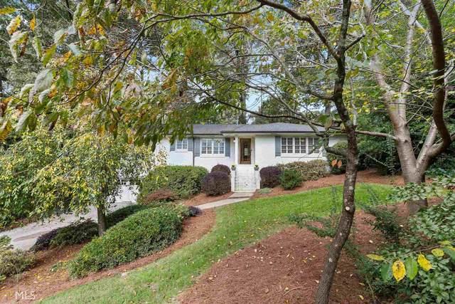 513 Bryn Mawr Ln, Atlanta, GA 30327 (MLS #8877738) :: Crown Realty Group