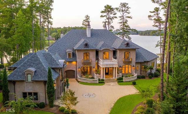 1200 Parrotts Cove Rd, Greensboro, GA 30642 (MLS #8877755) :: Crown Realty Group