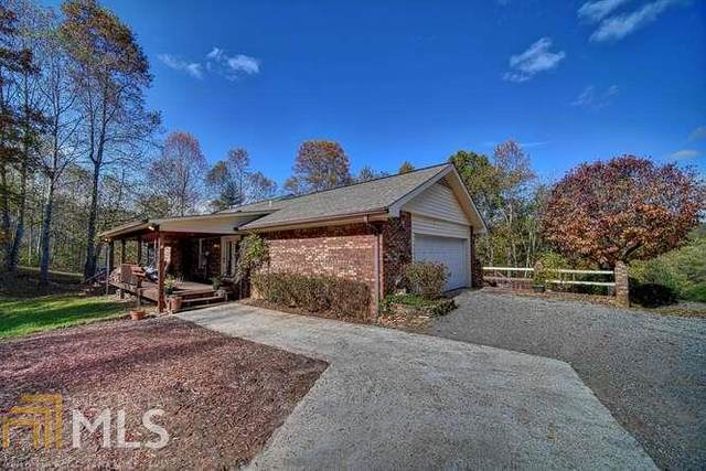 2502 Kelly Ln, Hiawassee, GA 30546 (MLS #8877795) :: Tim Stout and Associates