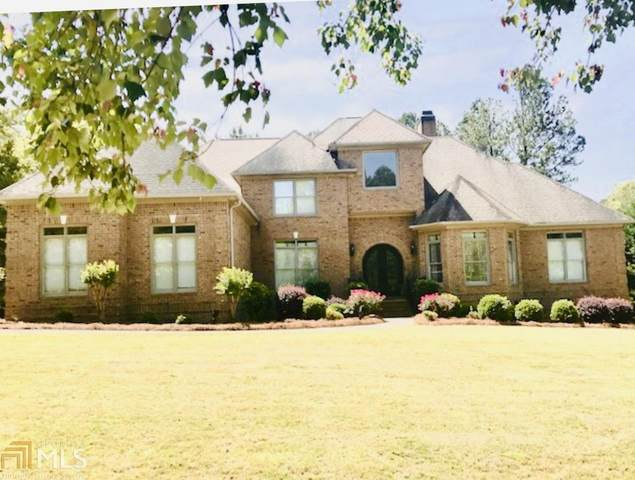 1002 Waverly Dr, Griffin, GA 30224 (MLS #8877816) :: The Realty Queen & Team