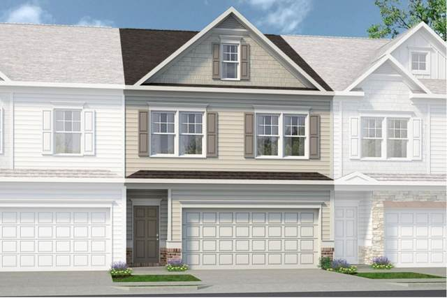 1033 Burke St #47, Lawrenceville, GA 30046 (MLS #8877849) :: Athens Georgia Homes