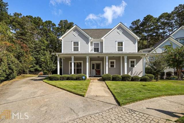 530 Rabbits Run, Fayetteville, GA 30214 (MLS #8877890) :: Michelle Humes Group