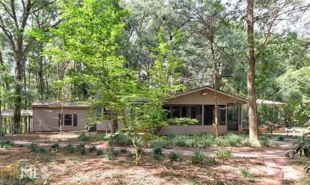 156 Bluff Dr, Bloomingdale, GA 31302 (MLS #8877979) :: Athens Georgia Homes