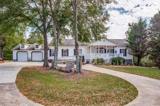 2705 Colbert Danielsville Road, Danielsville, GA 30633 (MLS #8878002) :: Crown Realty Group