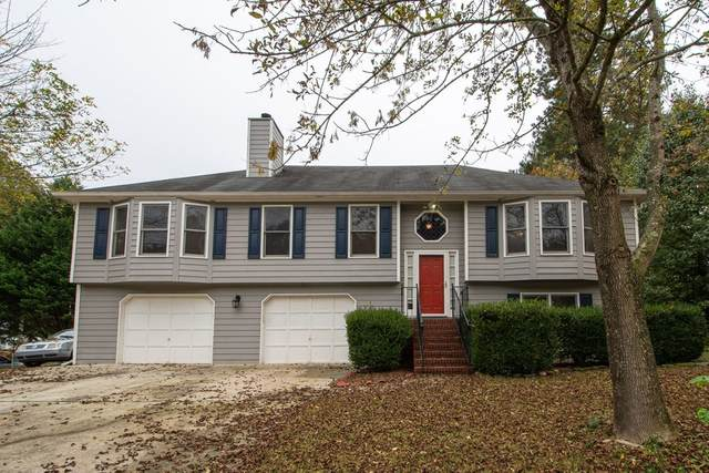 1380 La Maison Drive, Lawrenceville, GA 30043 (MLS #8878091) :: The Heyl Group at Keller Williams