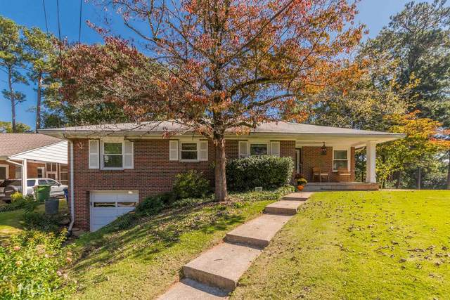 1969 Kilburn Dr, Atlanta, GA 30324 (MLS #8878363) :: Athens Georgia Homes