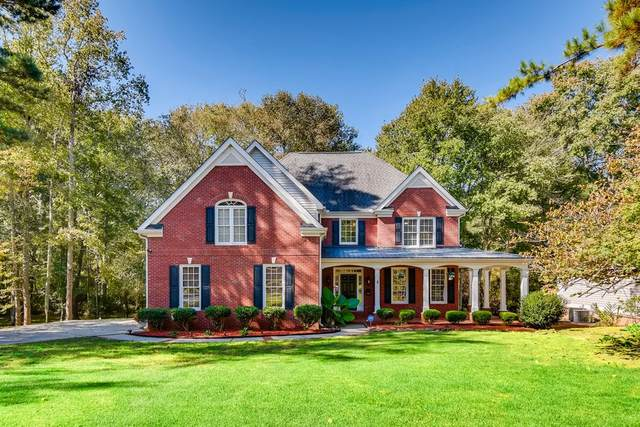 165 Stanley Oaks Place, Fayetteville, GA 30214 (MLS #8878552) :: Tim Stout and Associates