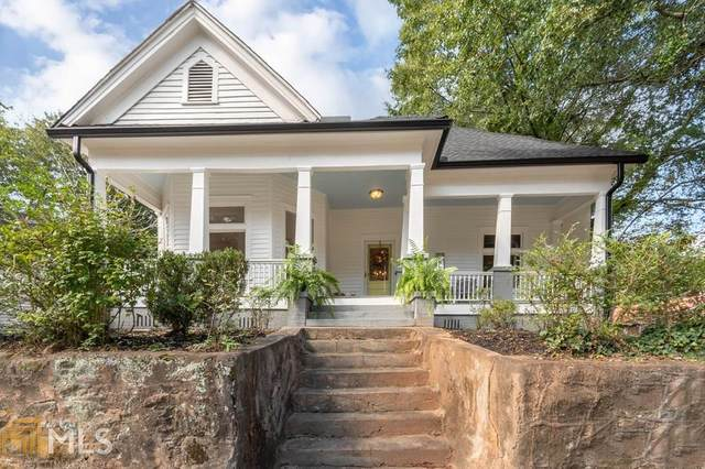 91 Pinson Street, Newnan, GA 30263 (MLS #8878636) :: Tim Stout and Associates