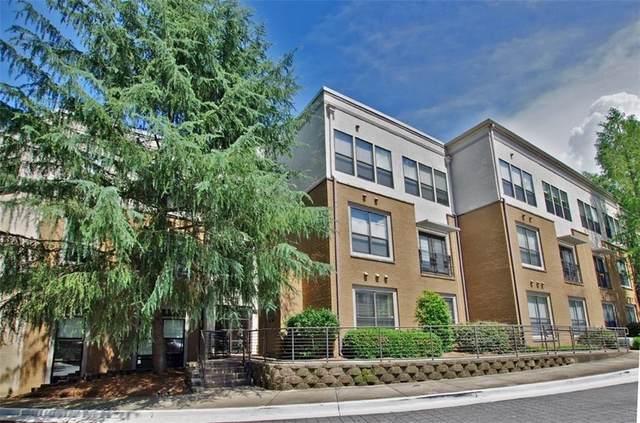 821 Ralph Mcgill Blvd #3126, Atlanta, GA 30306 (MLS #8878657) :: Anderson & Associates
