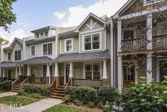 106 Oakhurst Terrace, Decatur, GA 30030 (MLS #8878681) :: Tim Stout and Associates