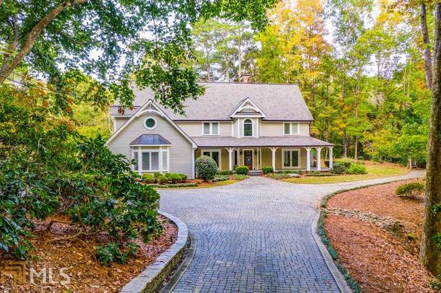 1636 Little Willeo Rd, Marietta, GA 30068 (MLS #8878690) :: Keller Williams Realty Atlanta Classic
