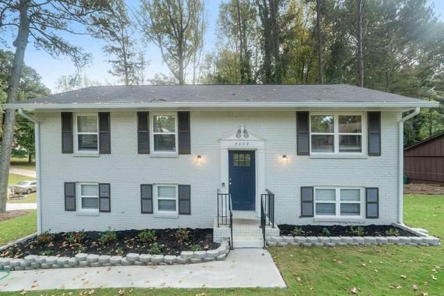 4659 Birch Ridge Trl, Stone Mountain, GA 30083 (MLS #8878692) :: Tim Stout and Associates