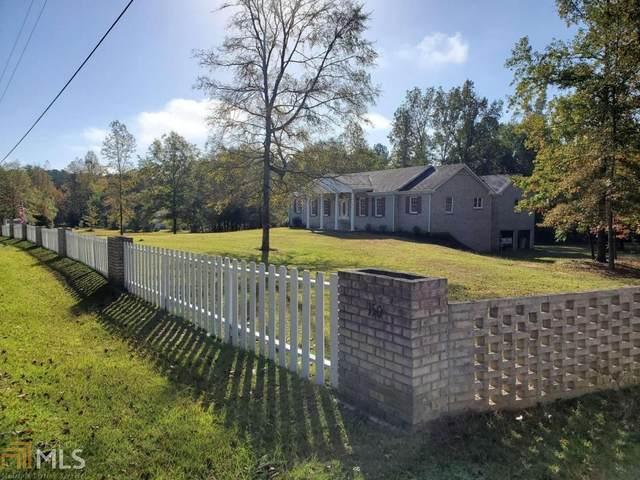 150 Yancey Rd, Covington, GA 30014 (MLS #8878728) :: Tim Stout and Associates