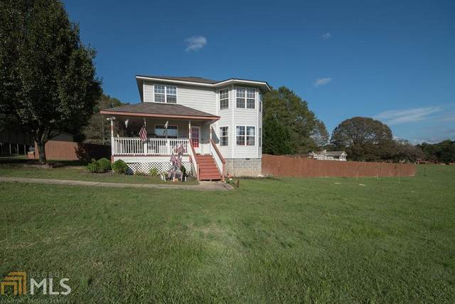988 Tope Road, Sharpsburg, GA 30277 (MLS #8878782) :: Tim Stout and Associates