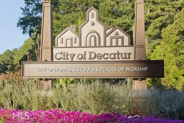 112 Park Pl, Decatur, GA 30030 (MLS #8878813) :: AF Realty Group