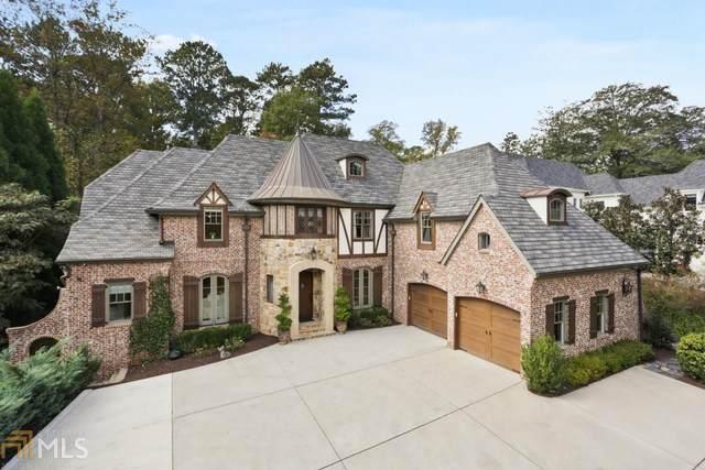 4054 Northside Dr, Atlanta, GA 30342 (MLS #8878835) :: Tim Stout and Associates