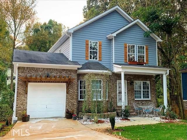 1880 Joseph E Boone Boulevard Nw, Atlanta, GA 30314 (MLS #8878852) :: Crown Realty Group