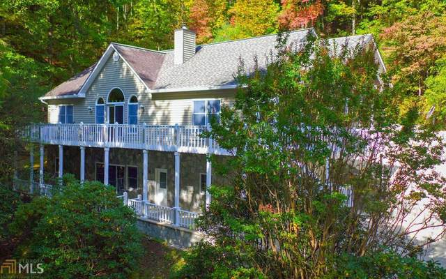 545 Gold Mine Drive, Hayesville, NC 28904 (MLS #8878854) :: RE/MAX Eagle Creek Realty