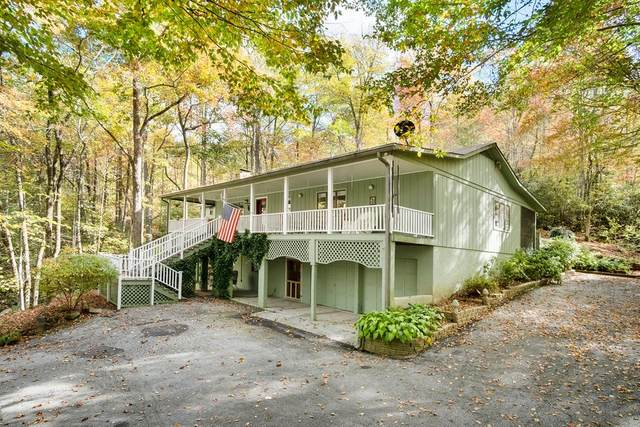 316 Branchwood Dr, Rabun Gap, GA 30568 (MLS #8878910) :: Military Realty