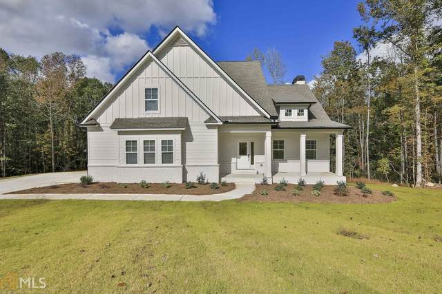 34 Oakleigh Trl, Newnan, GA 30265 (MLS #8878929) :: Military Realty