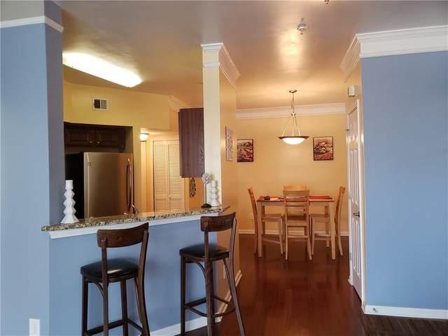 200 Renaissance Pkwy #318, Atlanta, GA 30308 (MLS #8879040) :: Athens Georgia Homes