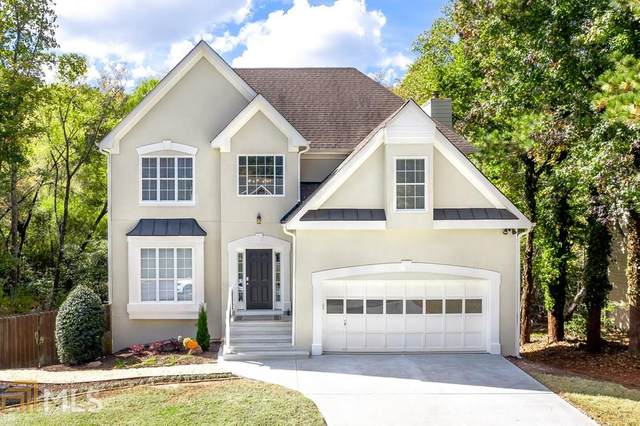 1280 Midland Way, Lawrenceville, GA 30043 (MLS #8879041) :: Scott Fine Homes at Keller Williams First Atlanta
