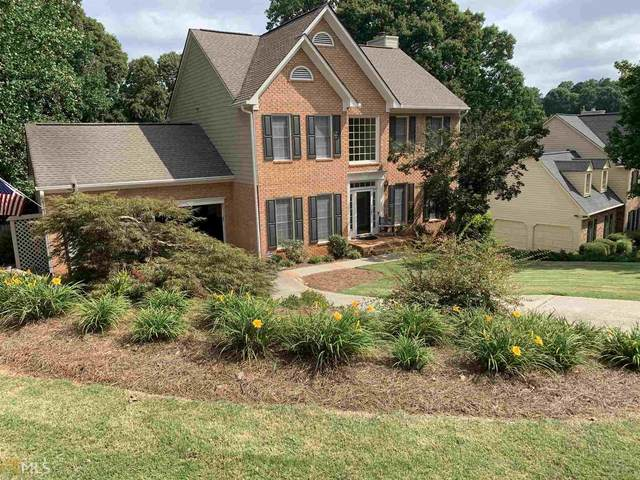 230 Congress Parkway #23, Lawrenceville, GA 30044 (MLS #8879082) :: Scott Fine Homes at Keller Williams First Atlanta